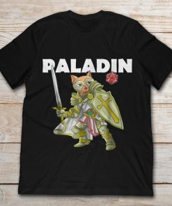 Dungeons And Dragons Lady Cat Paladin