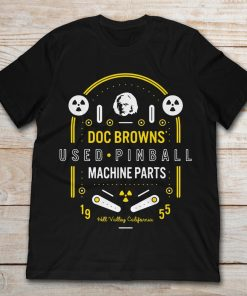 Doc Brown's Used Pinball Machine Parts Hill Valley California