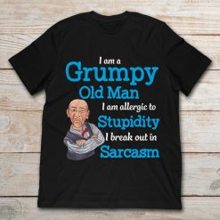 Jeff Dunham's Puppet Walter I'm A Grumpy Old Man I'm Allergic To Stupidity I Break Out In Sarcasm