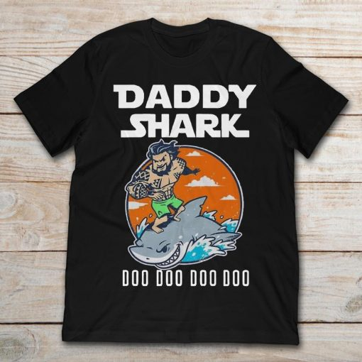 Daddy Shark Doo Doo Doo Doo Matching Family