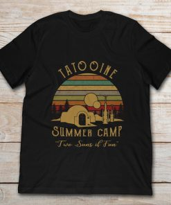 Tatooine Summer Camp Two Suns If Fun
