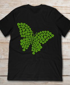 The Irish Shamrock Butterfly