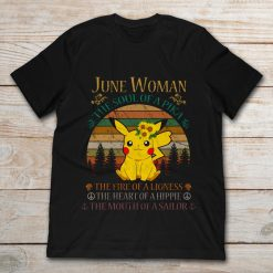June Woman The Soul Of Pika The Fire Of A Lioness The Heart Of A Hippie The Mouth Of A Sailor