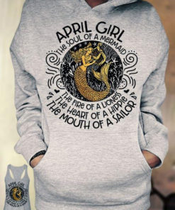 April Girl The Soul Of A Mermaid The Fire Of A Lioness The Heart Of A Hippie