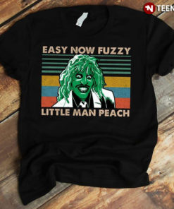 The Mighty Boosh Easy Now Fuzzy Little Man Peach