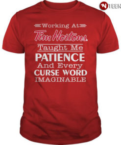 Working At Tim Hortons Taught Me Patience And Every Curse Word Imaginable