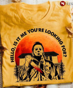 Hello Is It Me You're Looking For Jason Voorhees