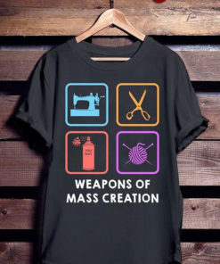 Weapon Of Mass Creation Sewing