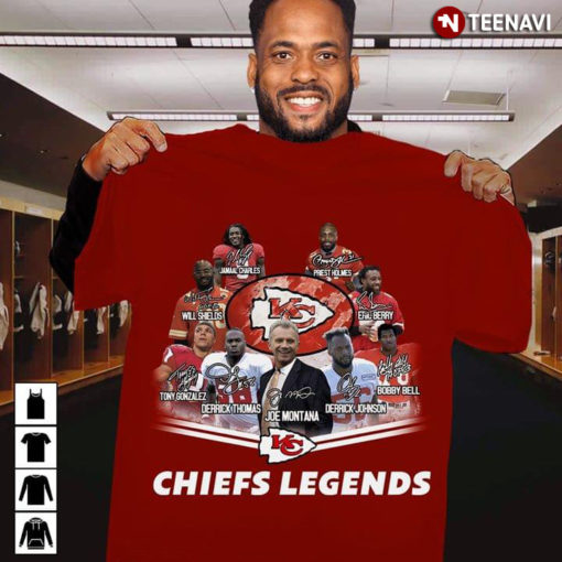Chiefs Legends Kansas City Chiefs