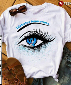Diabetes Awareness Eye Version