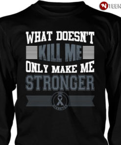 What Doesn't Kill Me Only Make Me Stronger End Diabetes