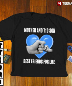 Mother And T1D Son Best Friends For Life