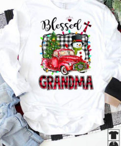 Blessed Grandma Christmas